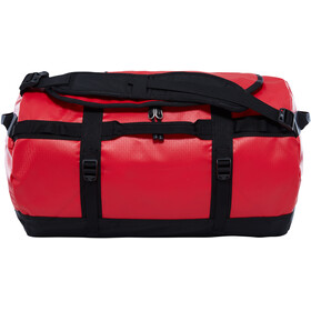 The North Face Base Camp Travel Luggage S red